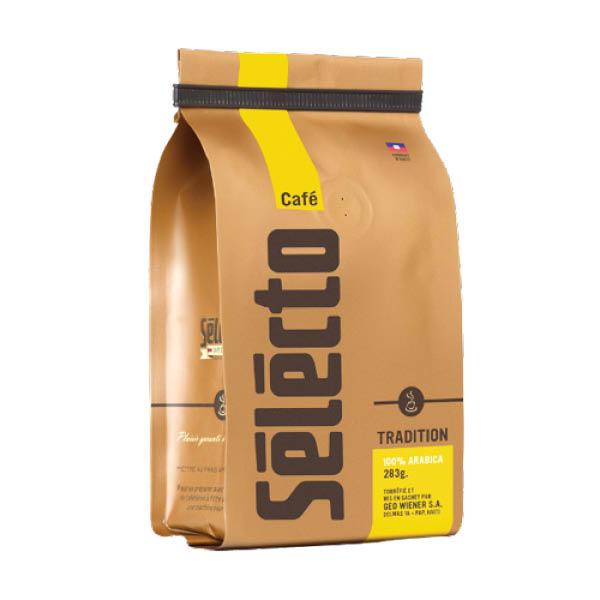 Bag of Selecto Coffee