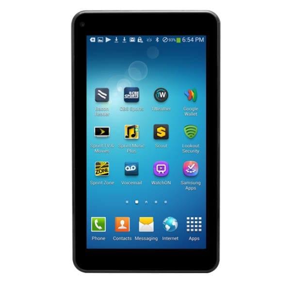 SÛRTAB 7 WI-FI - made in Haiti tablet