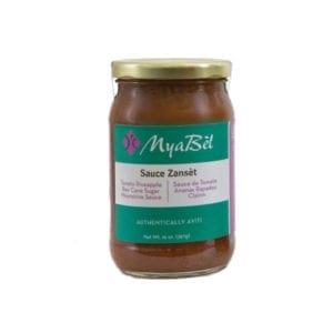 MyaBèl's Sauce Zanset - condiment