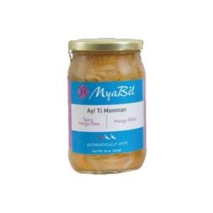 Ay! Ti Manman - Mango Pikliz by MyaBèl 8oz - Condiment