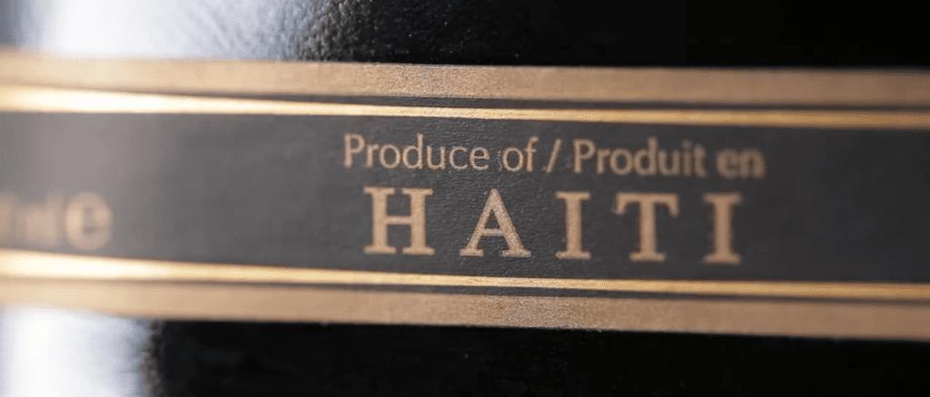 Tag made in Haiti