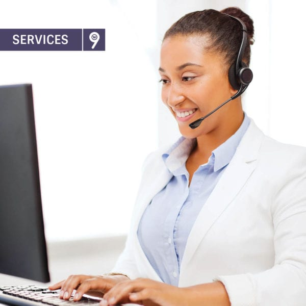 Haitian Virtual Assistant - Service