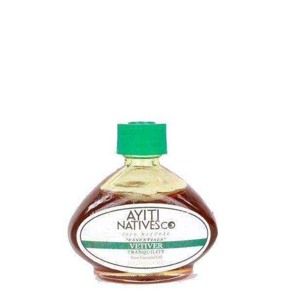 Ayiti Natives - Pure Vetiver 20ml bottle -