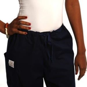 Slimmer Fit Scrub Pants - Trousers