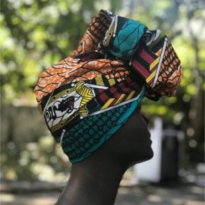 Kreyativ Headwrap - Muriel - Headgear