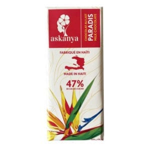Askanya chocolate bar