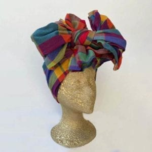Zaka Headwrap by Moonkaii - Bead