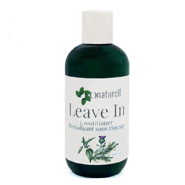 Leave-in Conditioner by Onaturell (8oz) - Lotion