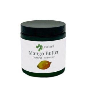 Mango Butter by Onaturell (8oz) - Cream