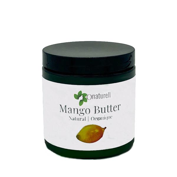 Mango Butter by Onaturell (8oz) - Cream
