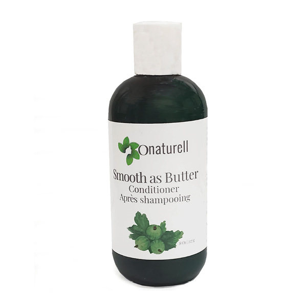 Smooth as butter Conditioner by Onaturell (8oz) - Lotion