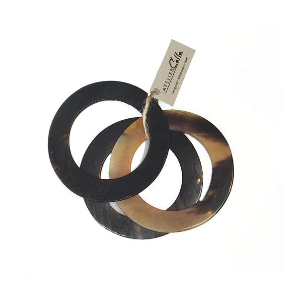 Bianka Horn Bracelet - Atelier Calla