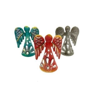 Standing Mini Angels by Papillon (Set of 3) - Butterflies