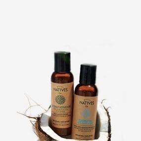 Set of Ayiti Natives beauty products